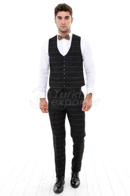 WSS Wessi Vest-Pants Set