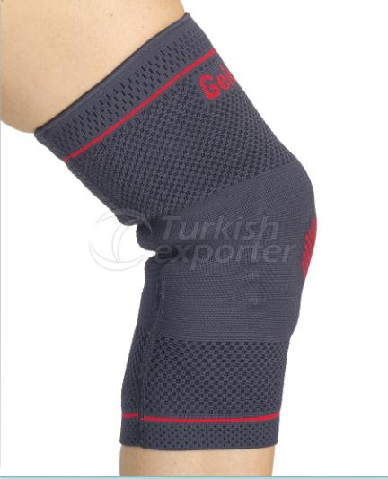 F-6060 Knitted Knee Support Opened