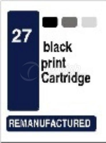 Cartridge Label 27N