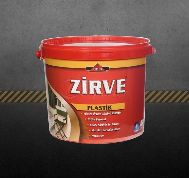 Zirve Plastic Paint