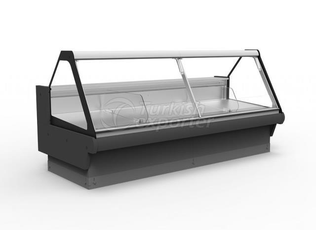 سيرج-كونتر كونترت زجاج مسطح مسطح TIGER IFG