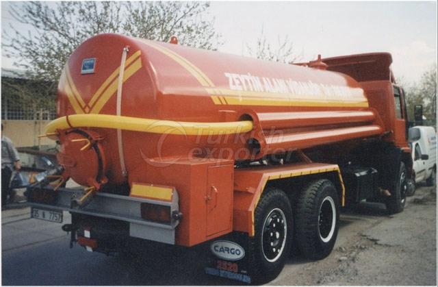 Sewage Trucks