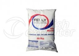 Felly Proffessional Little Foaming Master Wash Ingredient