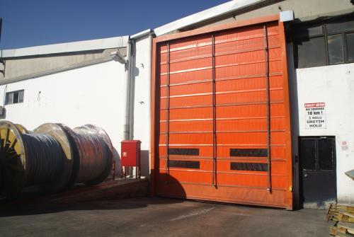Fast PVC Doors