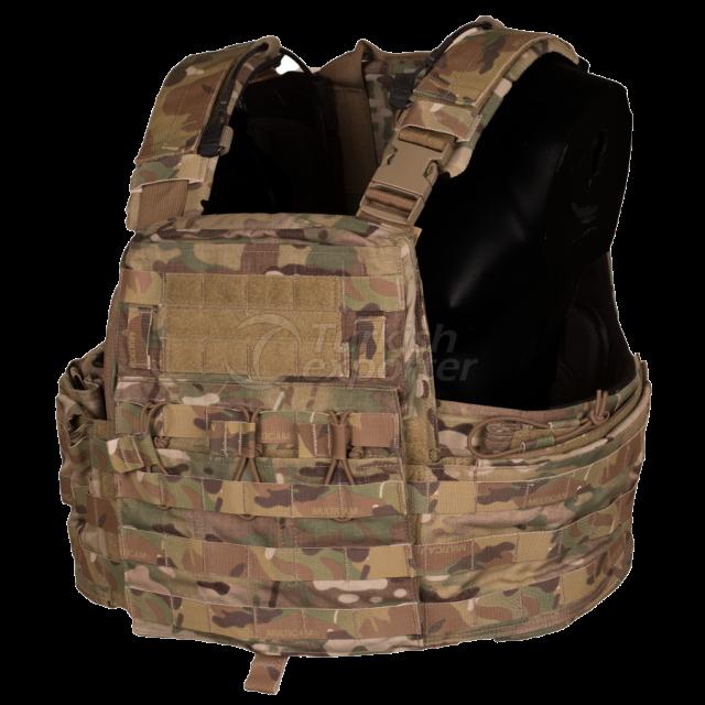 Quick Release Tactical Vest