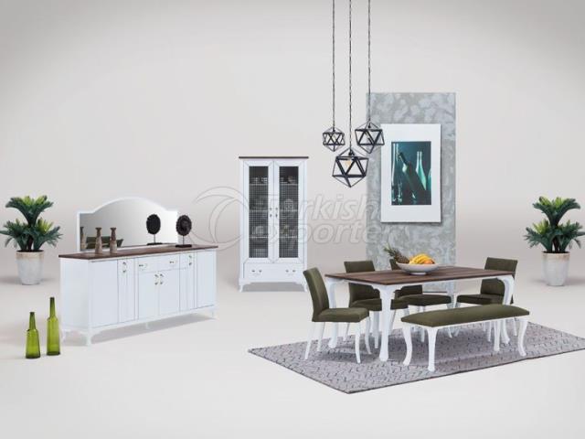 غرفة الطعام أسبندوس