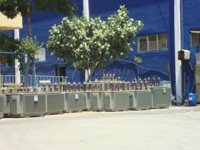 Distribution Transformers
