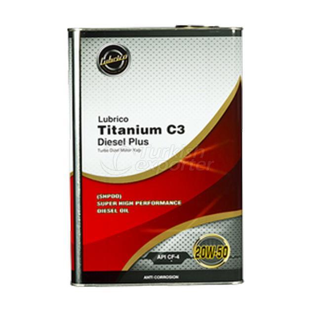 Titanium C3 20W/50