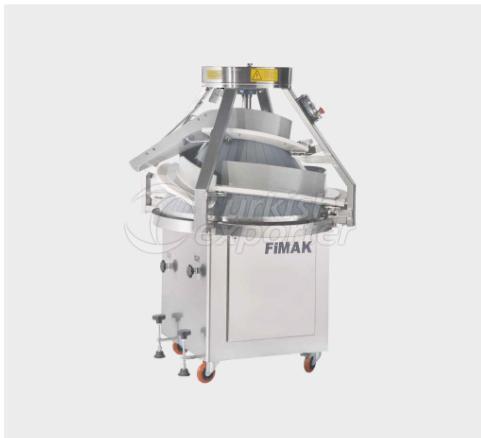 Machine à arrondir conique KCM2000A