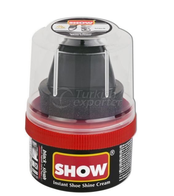SHOW Instant Shine Shoe Cream