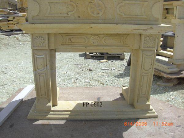 Fireplace FP 0602