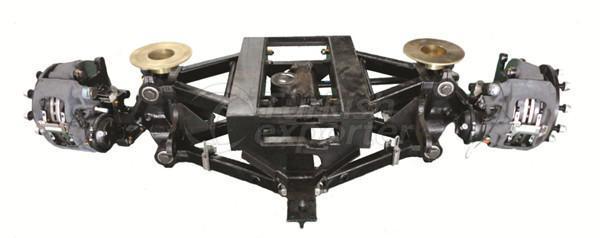 Drum Brake Rear Axle