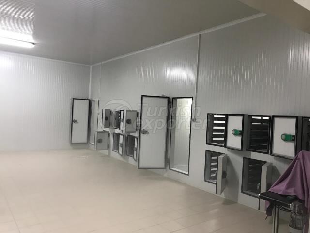 doors for cold/freezer rooms