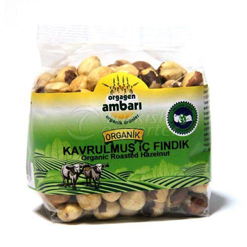 Organic Roasted Nutmeat 250