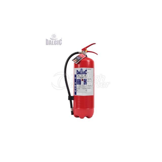 6 Kg D Powder Fire Extinguisher