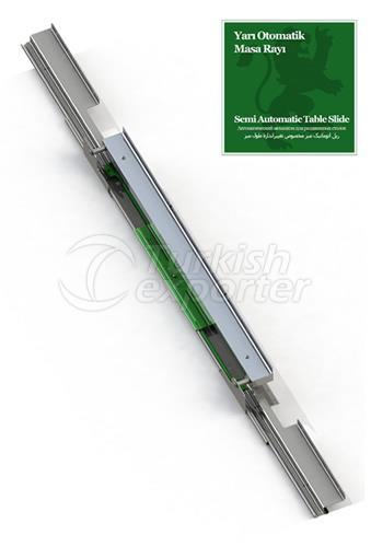 Semi Automatic Table Slide