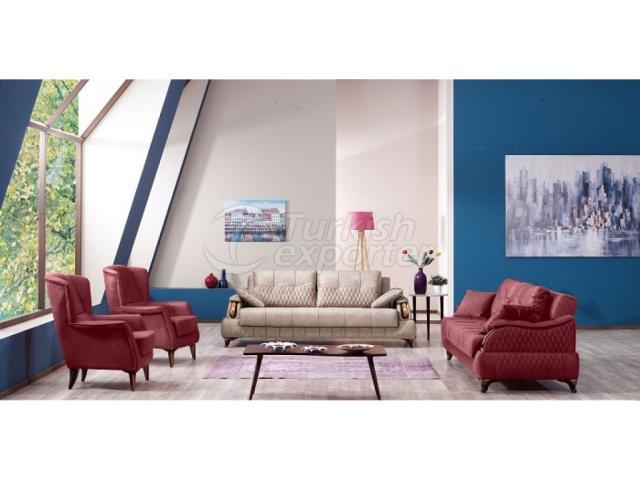 Conjunto de sofás REYHAN C_07