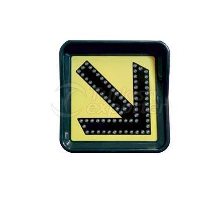 AC Led Lamps-Led Sign -11880 FL A - 11881 FL A