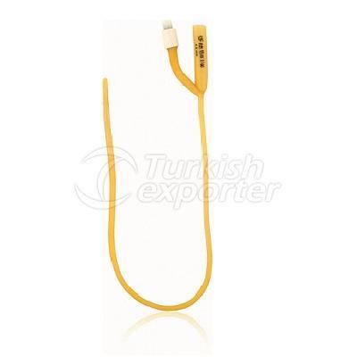 Foley catheter 2-way