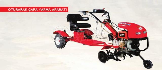 Seat Accessory for Cultivators