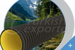 300mm Corrugated Pipe