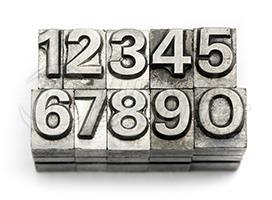 Classic Marking Numerators