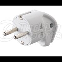 Plugs  - L Type Shuko Plug Monoblock