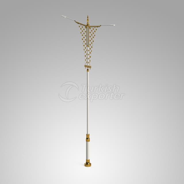 Éclairage décoratif Polonais ISIN-3014