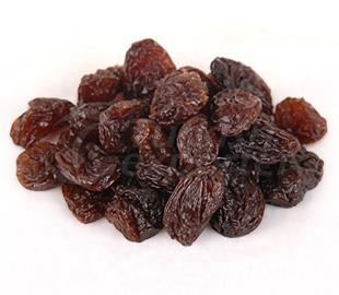 Raisins secs séchés au soleil de qualité supérieure