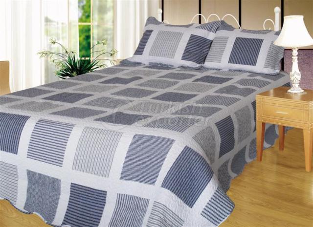 microfiber patchwork quilt