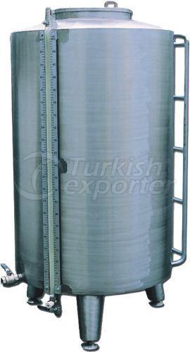 Milk Reception Tanks
