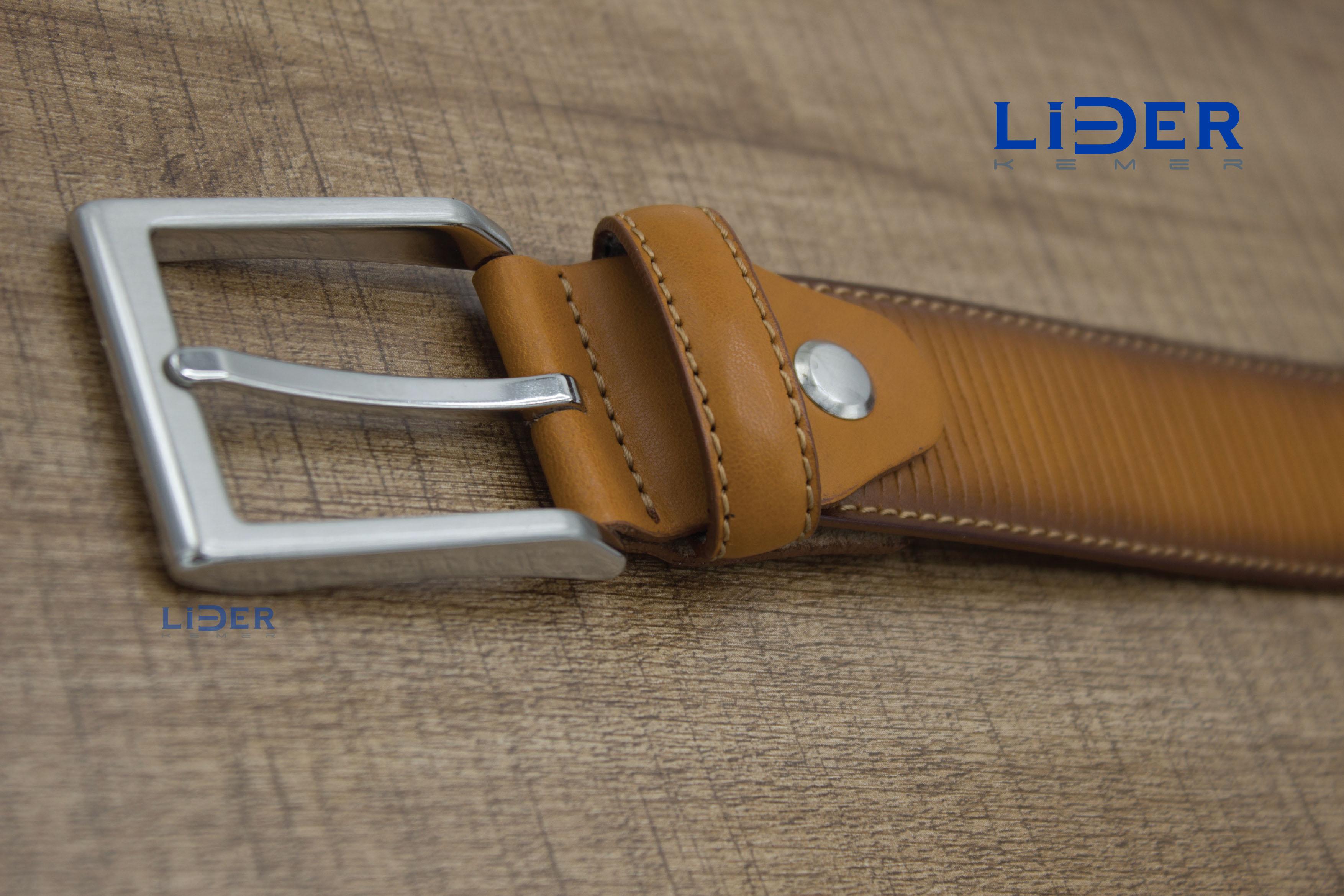 %100 Leather Belt