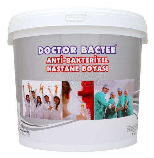 Antibacterial Paints