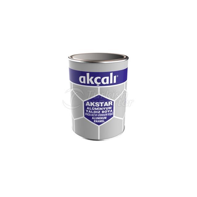 Pintura de aluminio