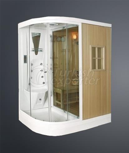 Compact Sauna Sistemleri SA-3793