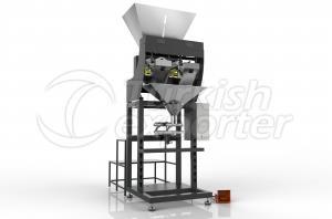 Yer fıstığı paketleme makinası