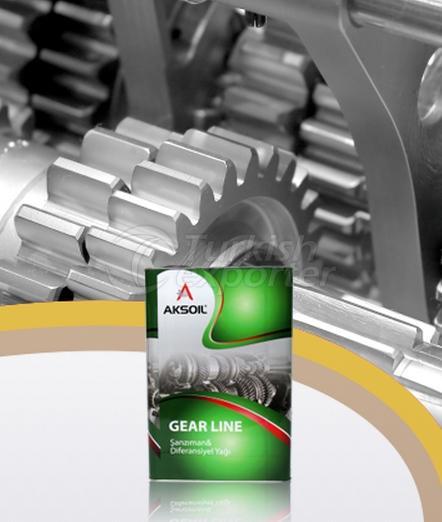 AKSOIL GEAR LINE 85W/140 EP ULTRA