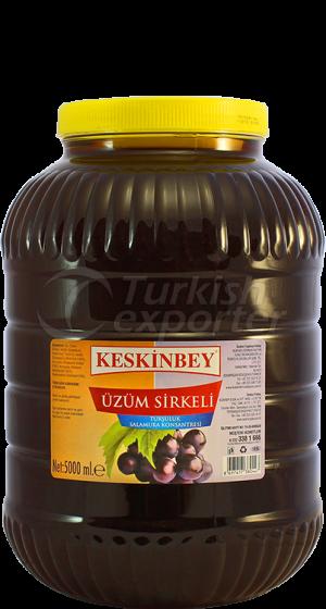 Grapes Vinegae Keskinbey