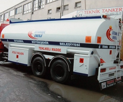 Fuel Oil Tanker _1_