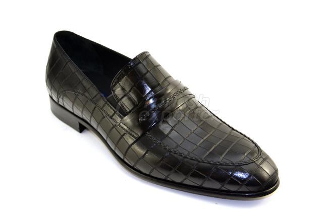 3639 Coco  Siyah Ayakkabı