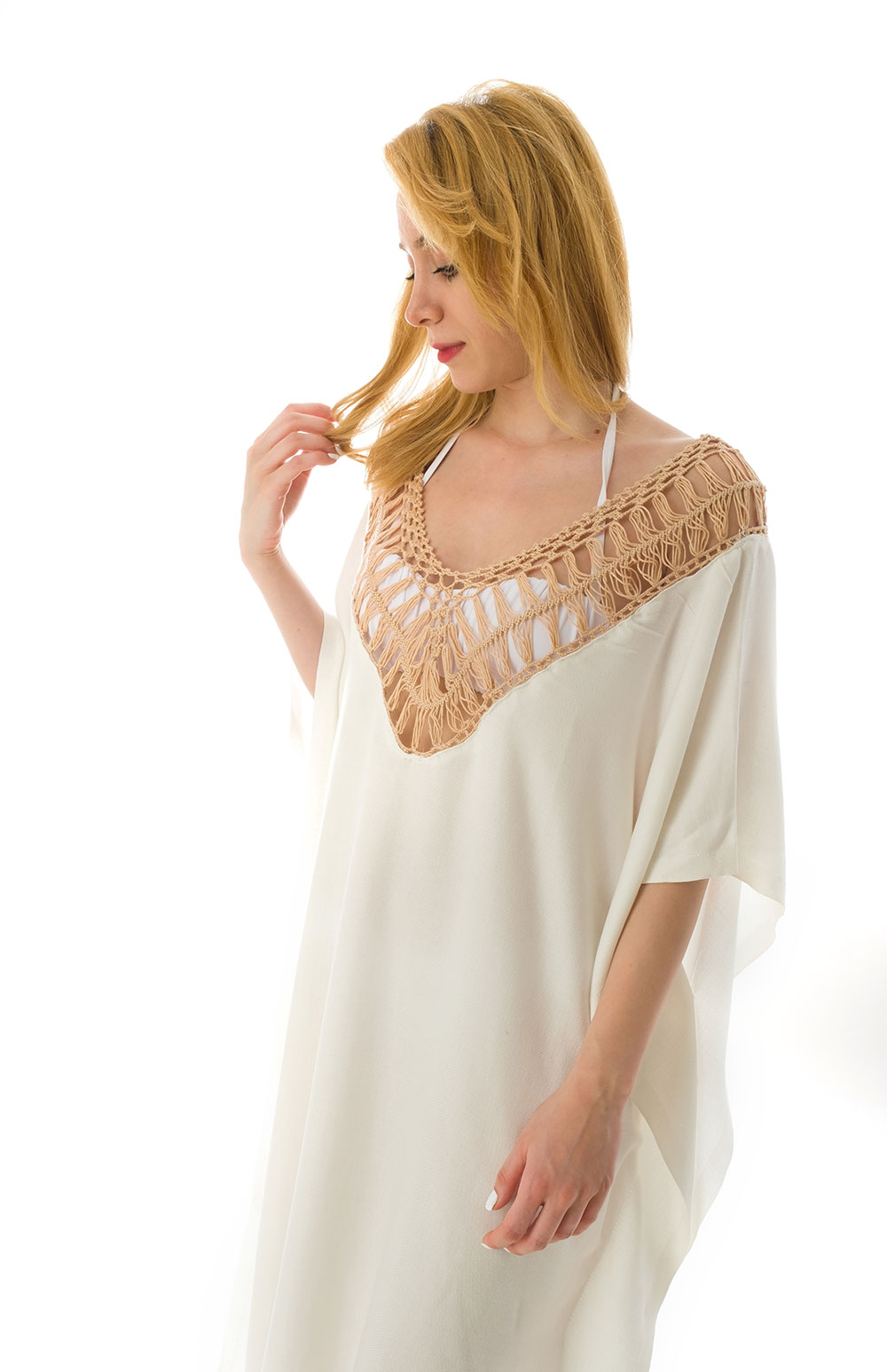 ELISE BEACH DRESS