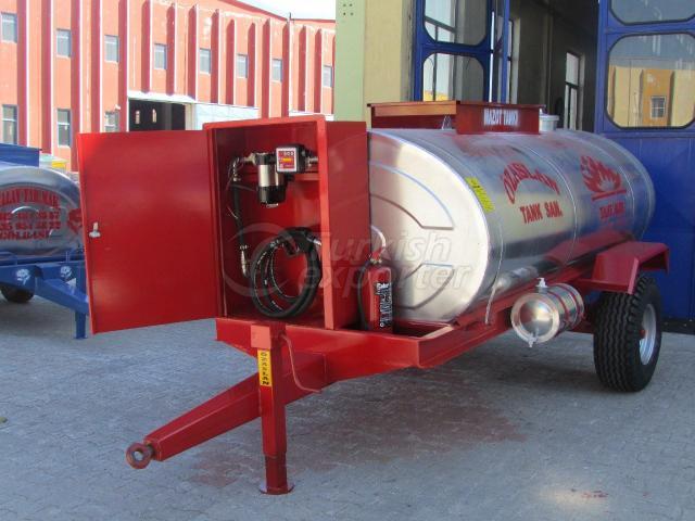 Metered Fuel Tank