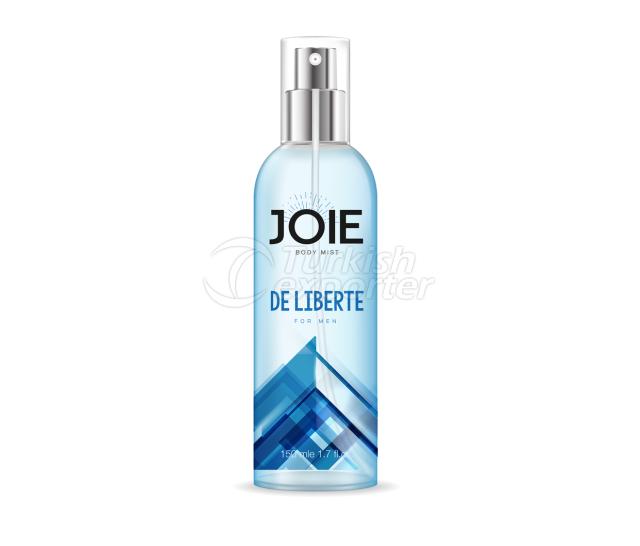 JD6 De Liberte For Men Body Mist