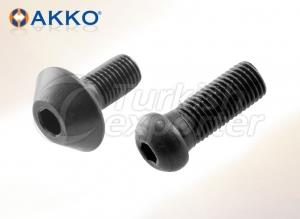 Grooving Tool and Clamp Screws