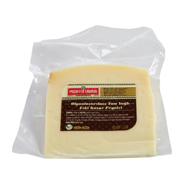 Mature Whole Fat Old Cheddar (Slice)