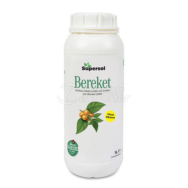 BEREKET (Vegetal-origin Liquid Organic Fertilizer Containing    Amino Acid)