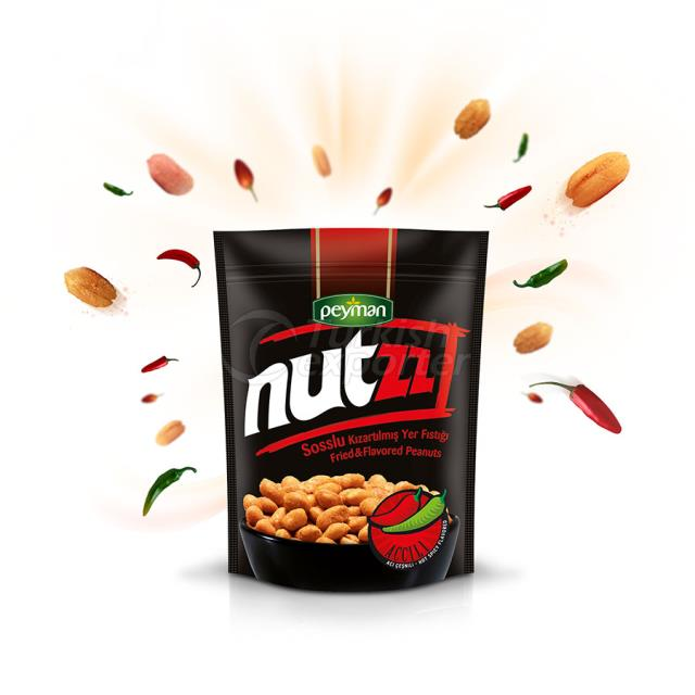Fried Flavored Peanuts