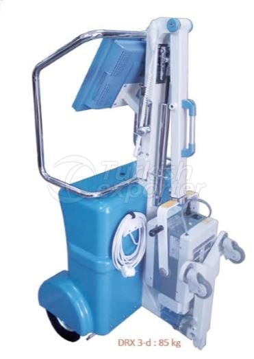 Mobile Dr Systems DRX 3-d