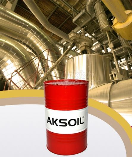 Heat Transfer Oils Aksoil