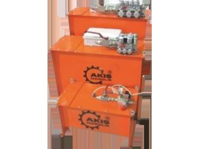 Hydraulic System Akis